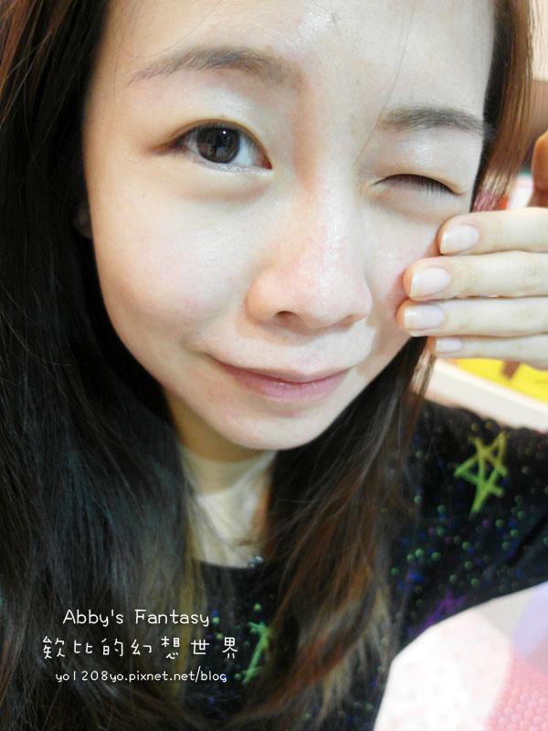 臉部保養  V臉緊緻神器!幫肌膚穿上隱型彈力衣~ HANROON韓潤隱型八爪緊緻精華+隱型八爪超能緊緻霜 Abby's Fantasy 欸比的幻想世界 (15).jpg