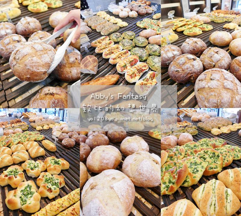 比臉還大的麵包• 歌 Bread Song Bakery ❤ 板橋麵包美食 悠閒的下午時光 近板橋435藝文特區 Abby's Fantasy 欸比的幻想世界 (14).jpg
