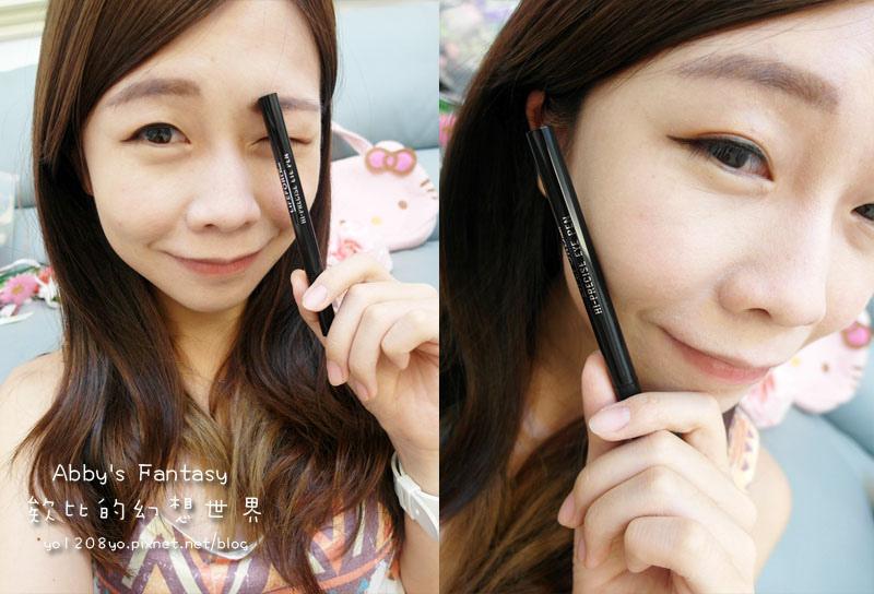 泰國必買 超夯 夏日持妝 Lifeford Hi-Precise Eye Pen 防水防油抗暈持久眼線液 Abby's Fantasy 欸比的幻想世界 (4).jpg