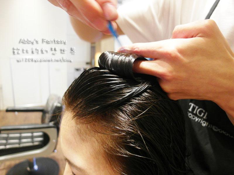 打造夏日清新髮色◆推薦新竹市區優質髮廊◆挑染低調華麗的亞麻色◆愛用AVENDA美髮產品 Abby's Fantasy 欸比的幻想世界 (2).jpg