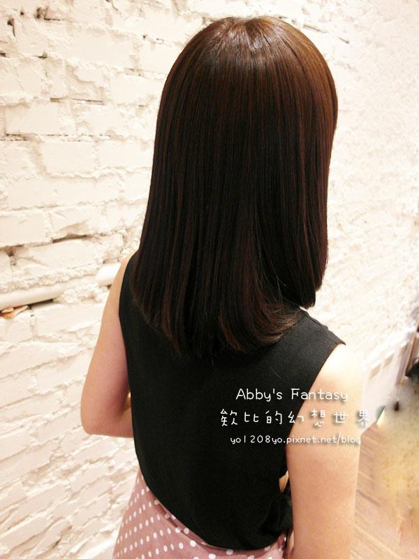 打造夏日清新髮色◆推薦新竹市區優質髮廊◆挑染低調華麗的亞麻色◆愛用AVENDA美髮產品 Abby's Fantasy 欸比的幻想世界 (8).jpg