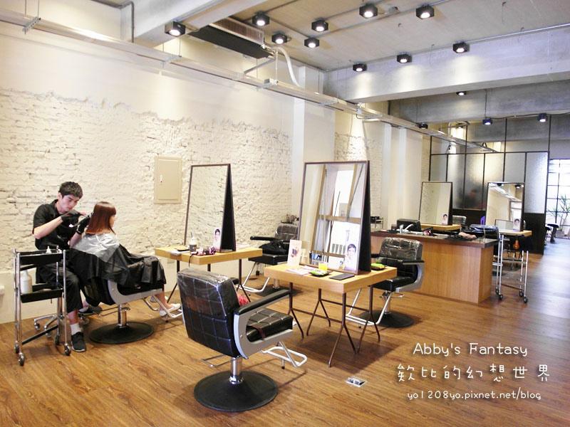 打造夏日清新髮色◆推薦新竹市區優質髮廊◆挑染低調華麗的亞麻色◆愛用AVENDA美髮產品 Abby's Fantasy 欸比的幻想世界 (16).jpg