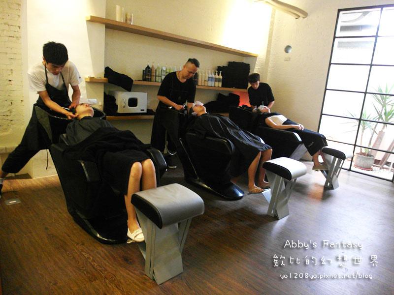 打造夏日清新髮色◆推薦新竹市區優質髮廊◆挑染低調華麗的亞麻色◆愛用AVENDA美髮產品 Abby's Fantasy 欸比的幻想世界 (34).jpg