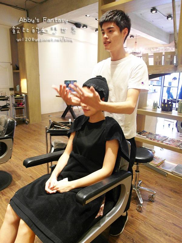 打造夏日清新髮色◆推薦新竹市區優質髮廊◆挑染低調華麗的亞麻色◆愛用AVENDA美髮產品 Abby