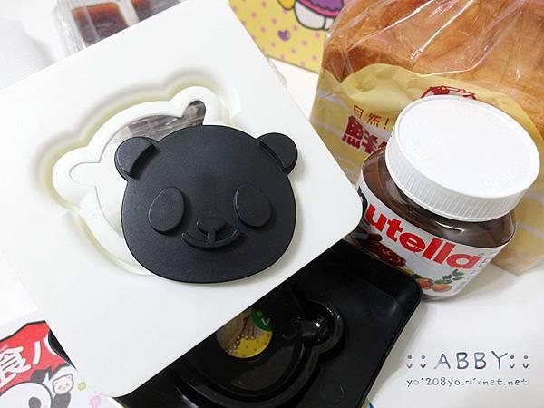大人小孩都可以一起做的DIY超萌熊貓吐司,Arnest簡單安全又能增加親子互動 (2).jpg