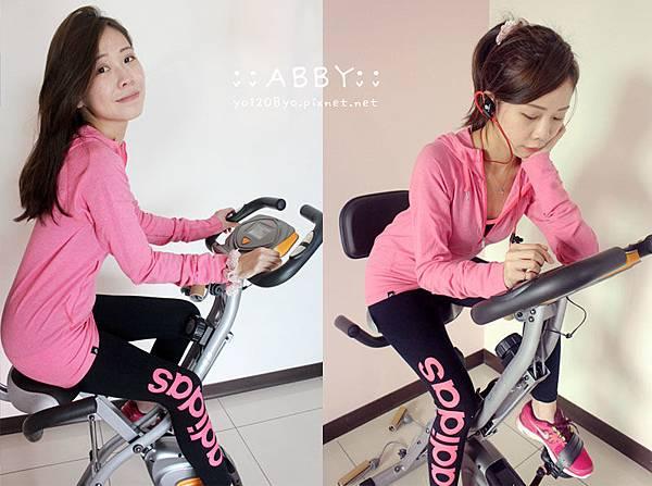 │居家健身│近期很夯的拉繩運動→好吉康XR-G3磁控健身車通通包啦 (14).jpg