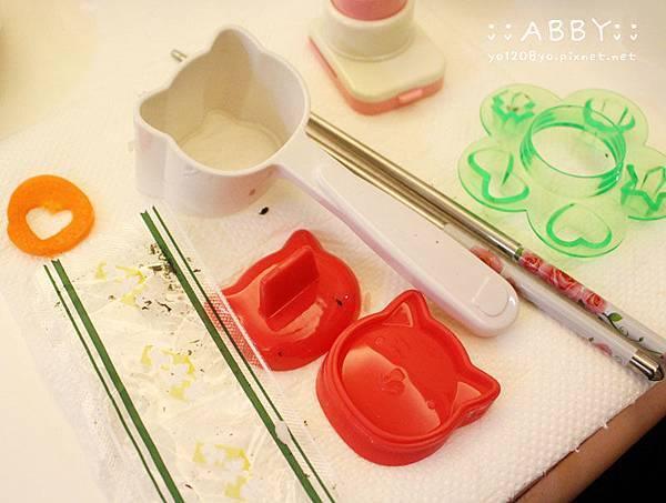 教你簡單做出人人稱羨的柴犬變身獅子咖哩飯%26;小貓蔬菜日式便當❤ DIY創意料理 (14).jpg