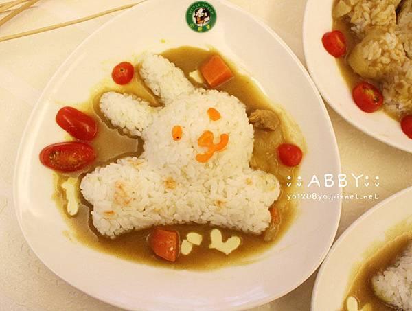 教你簡單做出人人稱羨的柴犬變身獅子咖哩飯%26;小貓蔬菜日式便當❤ DIY創意料理 (12).jpg