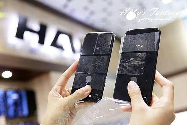 iPhone 8 開箱第一件事情就是包膜啦!完全貼合曲面玻璃保護貼技術太威拉!By 小豪包膜逢甲店 (16).jpg