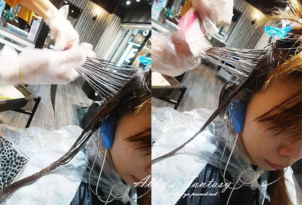 │北車染護髮推薦A Hair salon│溫柔細心設計師Nelson尼爾森│自然咖啡髮質柔順 欸比分享 Abby (15).jpg