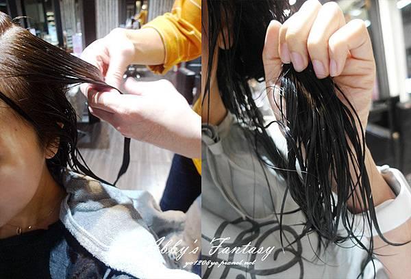 │北車染護髮推薦A Hair salon│溫柔細心設計師Nelson尼爾森│自然咖啡髮質柔順 欸比分享 Abby (16).jpg