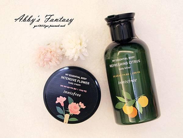 innisfree我的小綠瓶沐浴系列好喜歡~ 柑橘(清爽)、松木(保濕)、花樣(滋潤) 超貼膚面膜升級版  (9).jpg