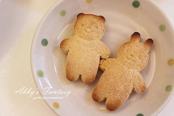 Q版萬聖節餅乾食譜做法分享~ 好用的Arnest創意料理小物 可愛貓咪熊貓杯緣子模型  (5).jpg