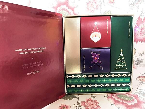 │innisfree│2017Green Christmas綠色聖誕傳遞愛的限量彩妝系列商品 (18).jpg