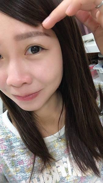 素顏也能美美的! Koko ai beauty studio桃園霧眉%26;繡眼線,無痛變美~ (4).jpg