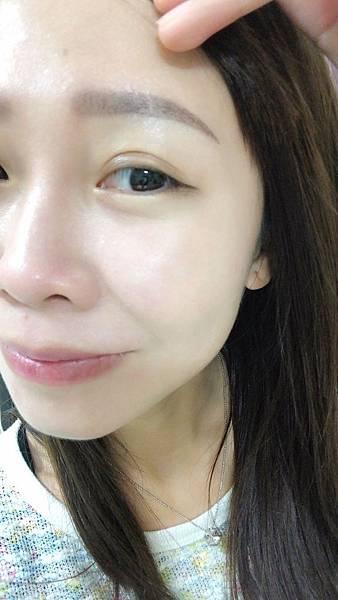 素顏也能美美的! Koko ai beauty studio桃園霧眉%26;繡眼線,無痛變美~ (8).jpg