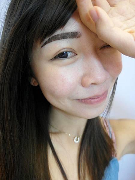 素顏也能美美的! Koko ai beauty studio桃園霧眉%26;繡眼線,無痛變美~ (16).jpg