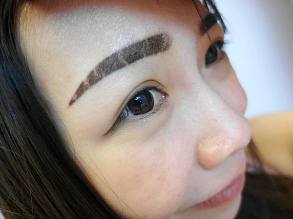 素顏也能美美的! Koko ai beauty studio桃園霧眉%26;繡眼線,無痛變美~ (17).jpg