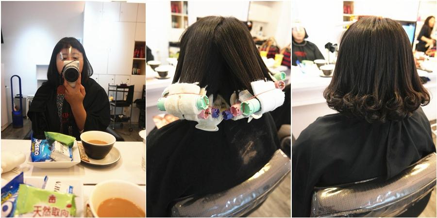 MingLi ming154cm google pixnet facebook Vis Salon 台北 中山 資生堂專櫃髮廊 燙髮護  (5)