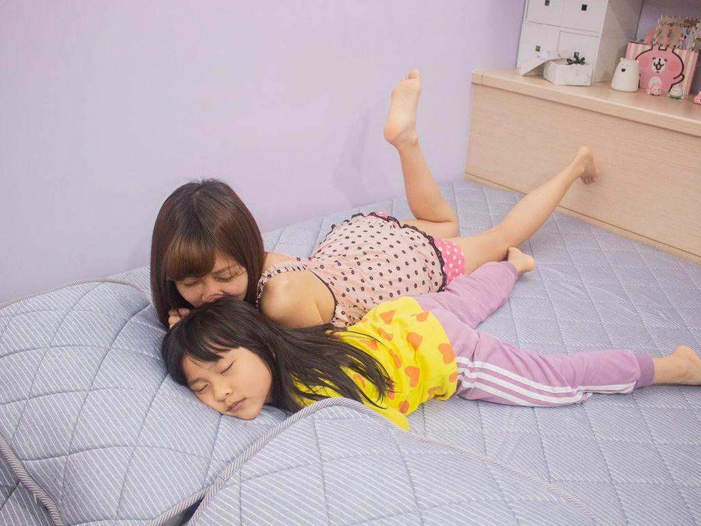 【舒福家居】3D涼墊:透氣床墊+3D枕墊10.jpg