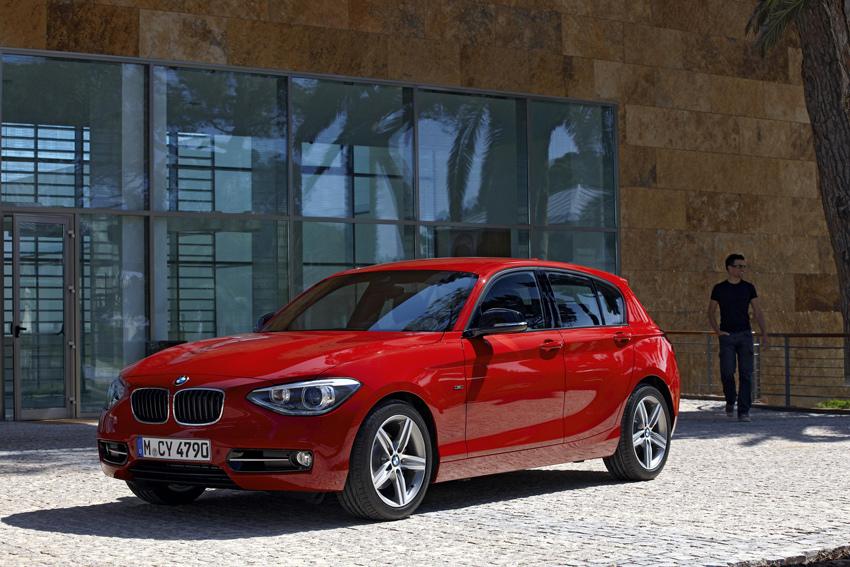 全新BMW 1系列SPORT LINE五門掀背跑車.jpg