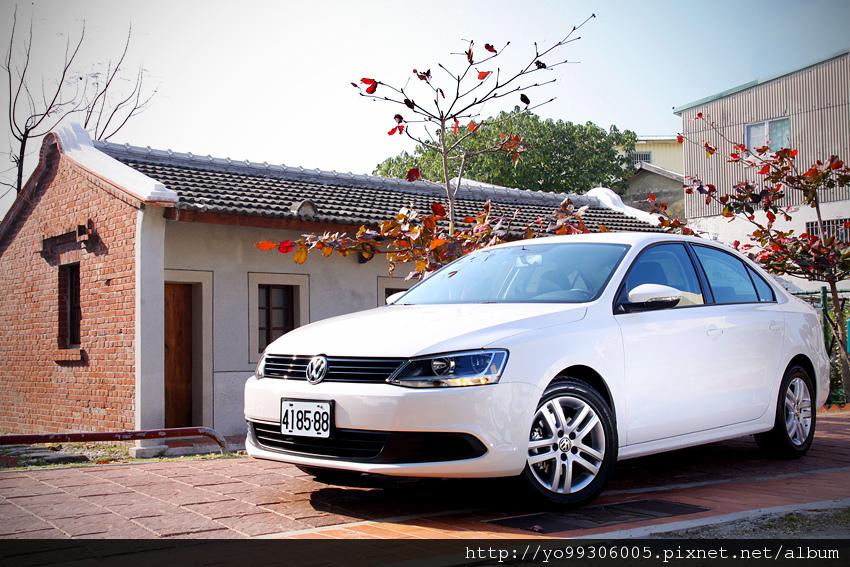 Volkswagen Jeeta 1