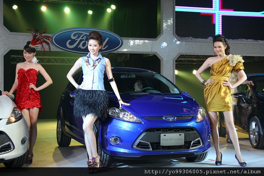 Ford Fiesta國產 (4)