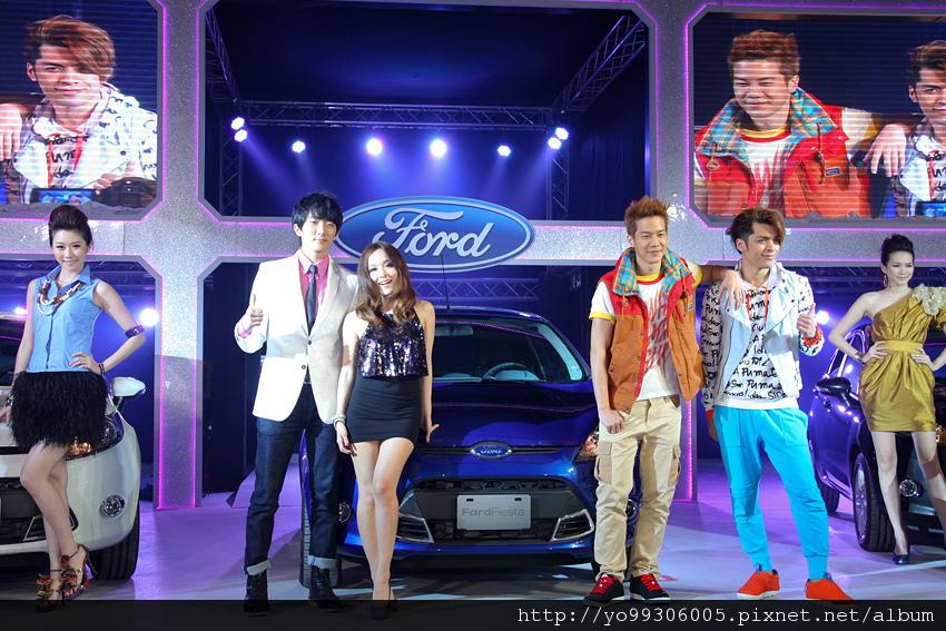 Ford Fiesta國產 (6)
