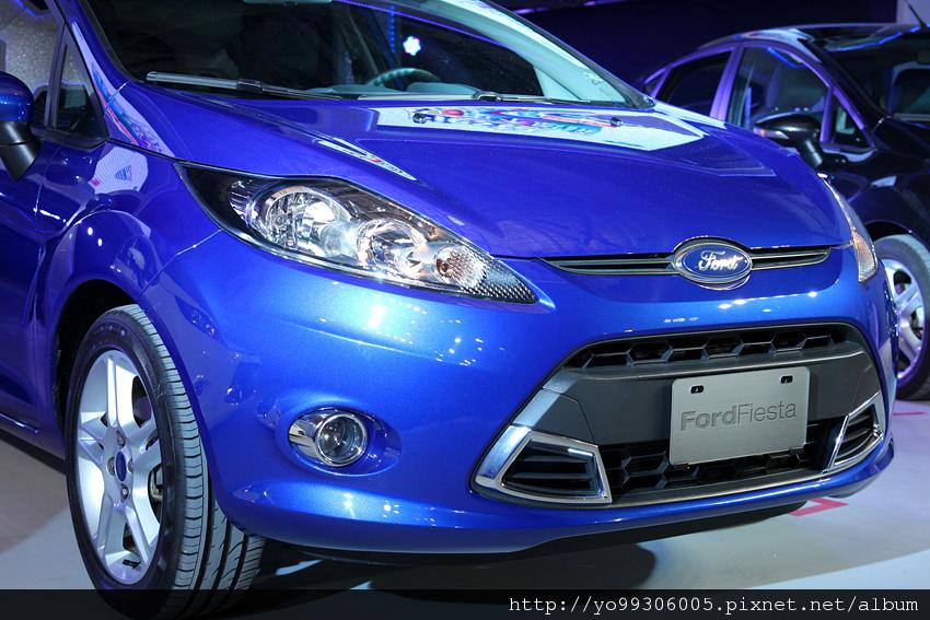 Ford Fiesta國產 (8)