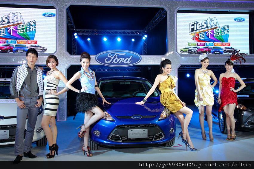 Ford Fiesta國產 (9)