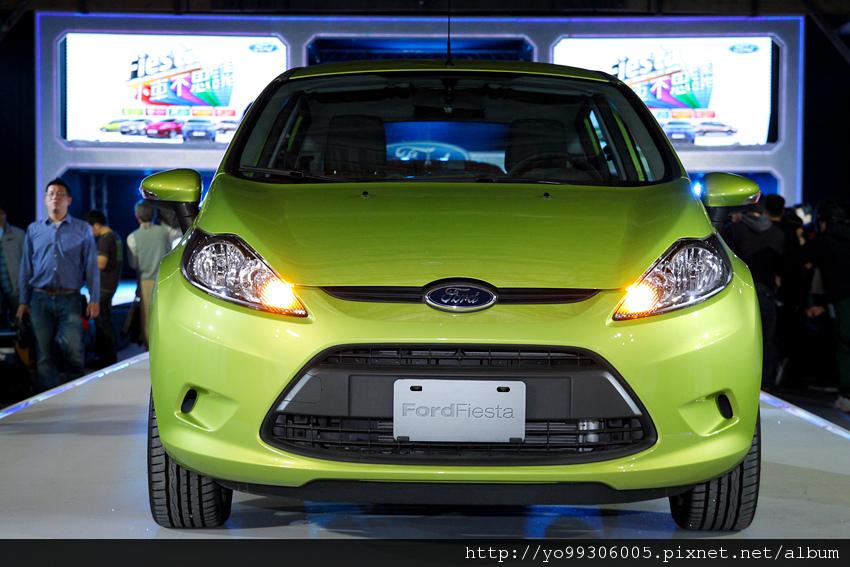 Ford Fiesta國產 (10)