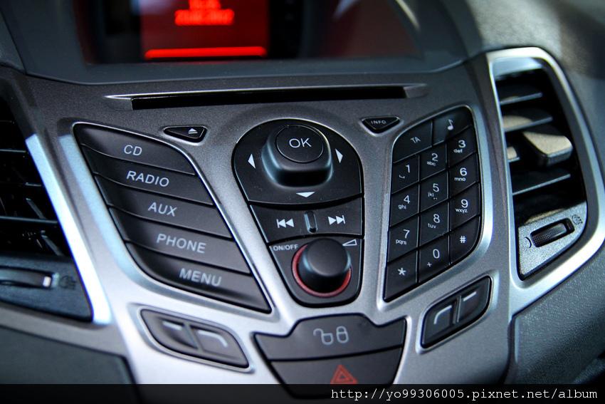 Ford Fiesta國產 (16)