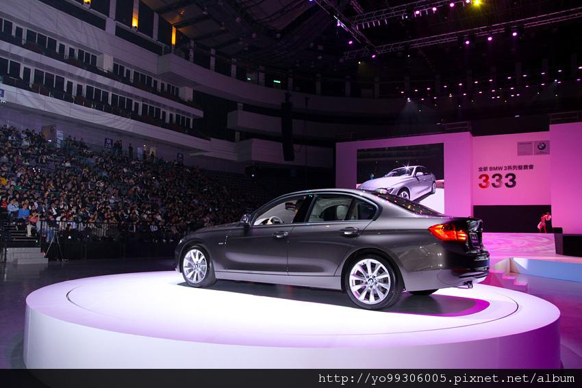全新BMW 3系列 (8)