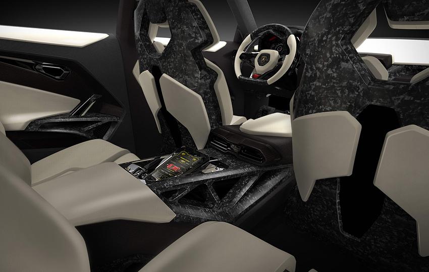 Lamborghini Urus極致內裝(1)
