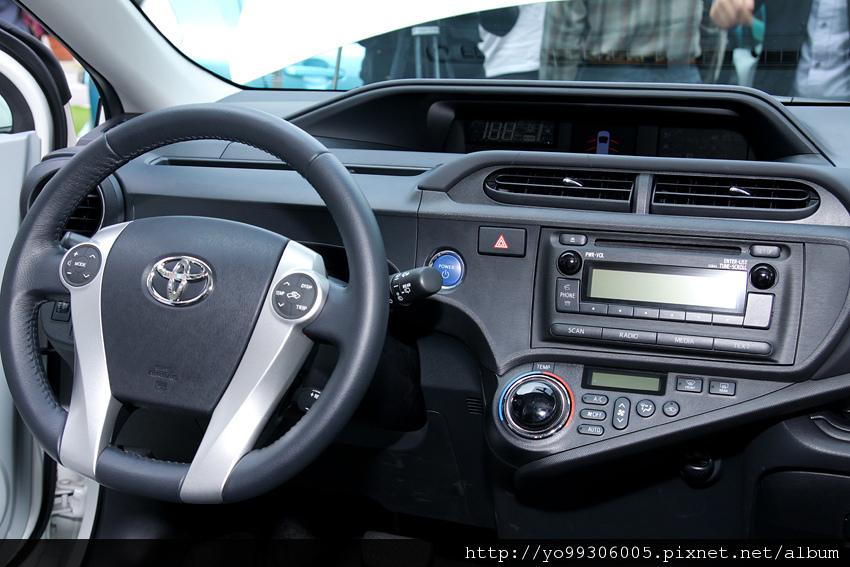 Fiesta Prius C (3)
