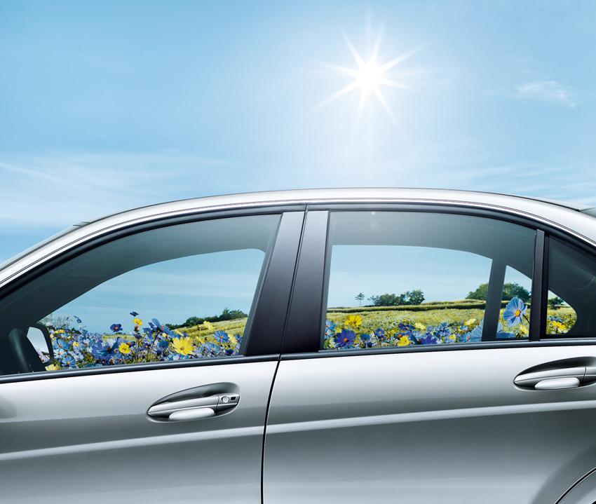 Mercedes-Benz 陽光、綠野、好心情「2012暢快迎夏免費檢查冷氣空調系統活動」