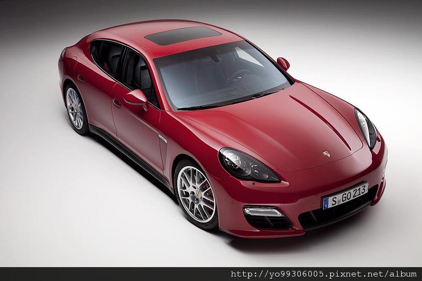 Porsche Panamera GTS (3)