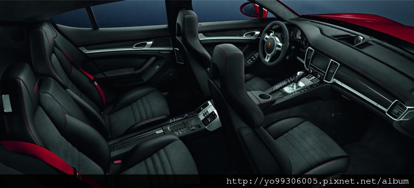Porsche Panamera GTS (8)