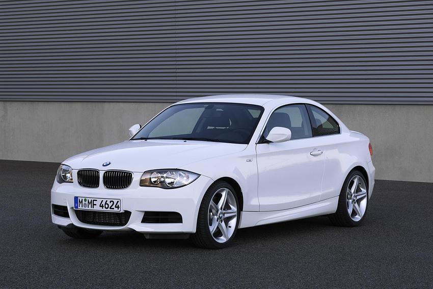 [新聞照片一] 全新BMW 1系列雙門跑車