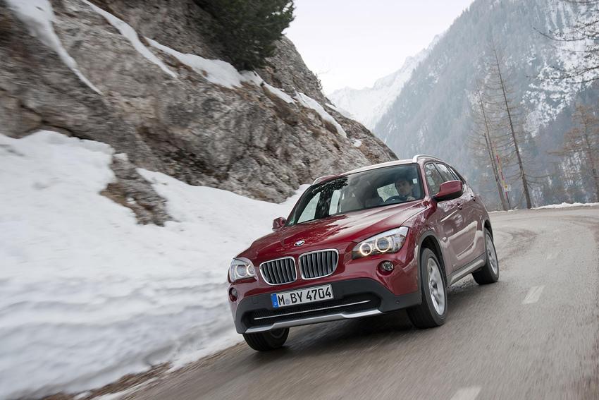 [新聞照片二] 全新BMW X1運動休旅