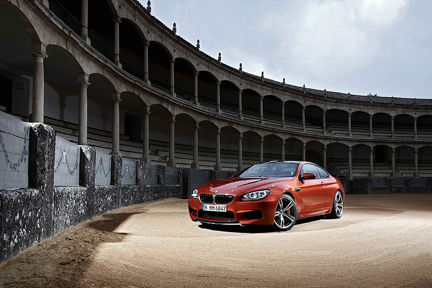 【新聞照片二】全新BMW M6將在BMW EXPO未來車展發表