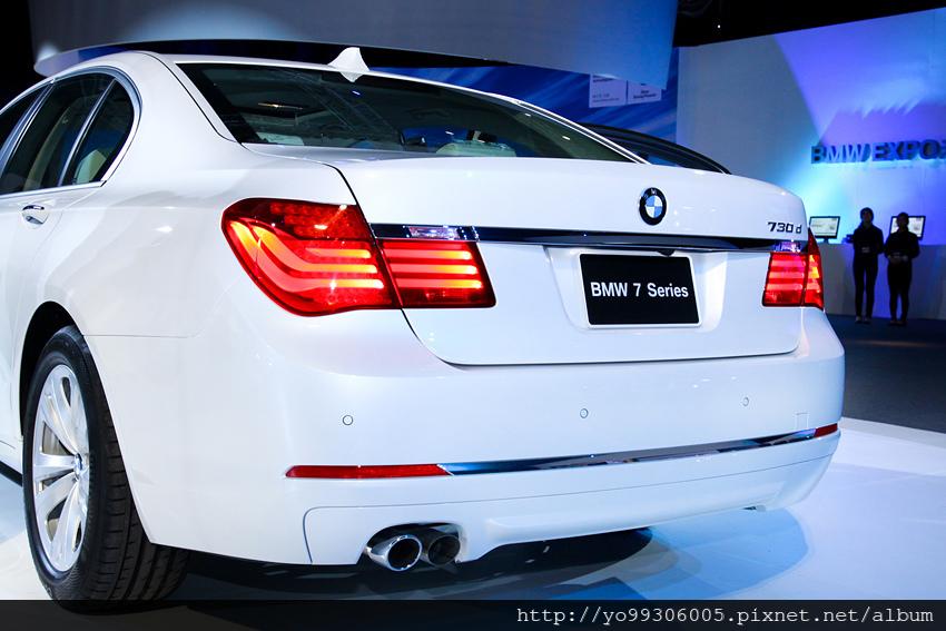 BMW 730d ~2