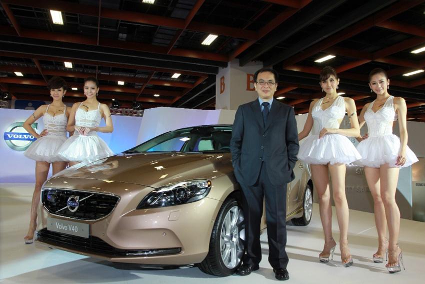 01_國際富豪汽車於 2013 台北新車大展搶先曝光 The All-New Volvo V40