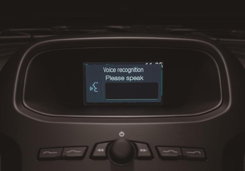 語音聲控系統