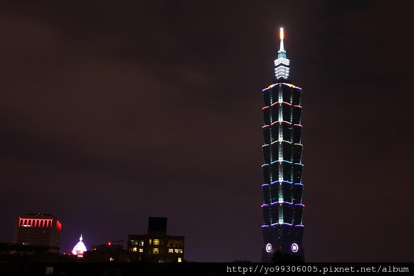 台北101跨年煙火 (8)
