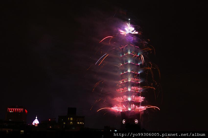 台北101跨年煙火 (12)
