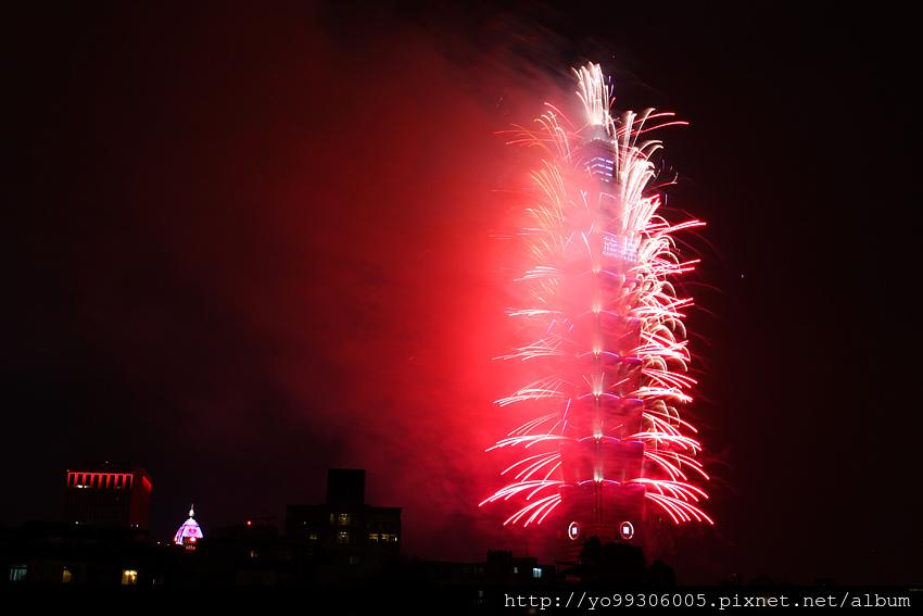 台北101跨年煙火 (21)