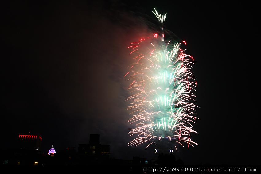 台北101跨年煙火 (22)