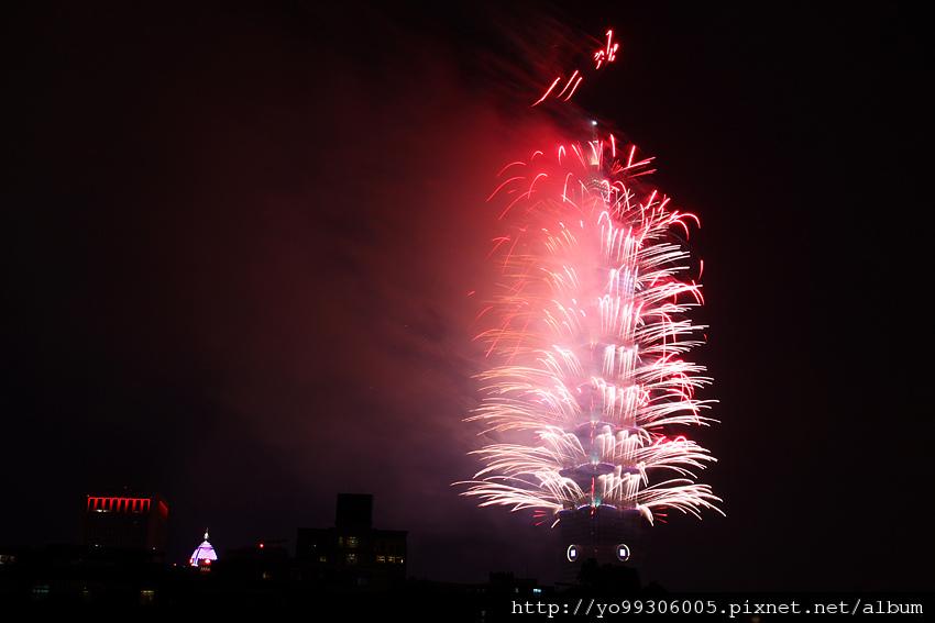 台北101跨年煙火 (23)