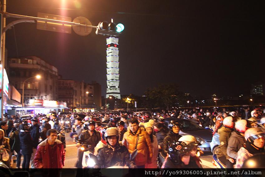 台北101跨年煙火 (28)